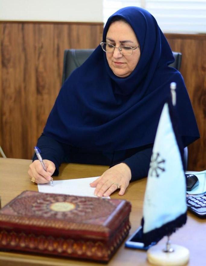 پیام تبریک رئیس اداره سمپاد استان یزد به مناسبت آغاز سال تحصیلی 1400_1399