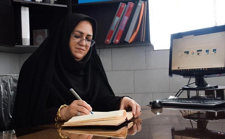 پیام تبریک رئیس اداره سمپاد به مناسبت کسب رتبه پنجم کنکورسراسری رياضي توسط دانش آموز یزدی